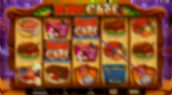 big chef video slot