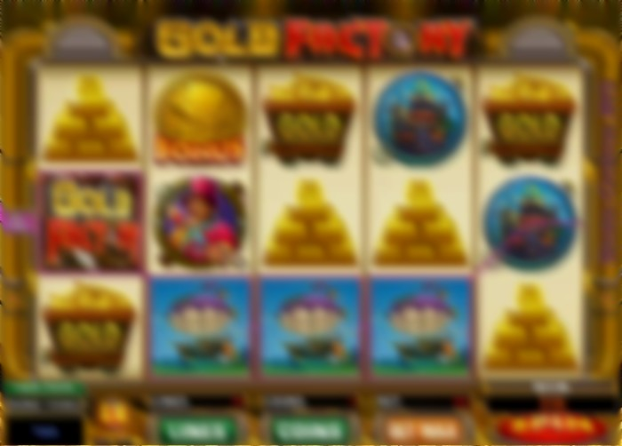gold factory video slot