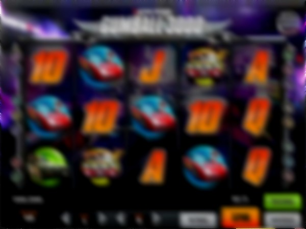 gumball rally video slot game